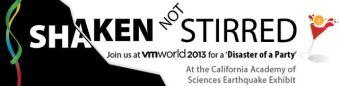 Shaken not Stirred vmworld 2013