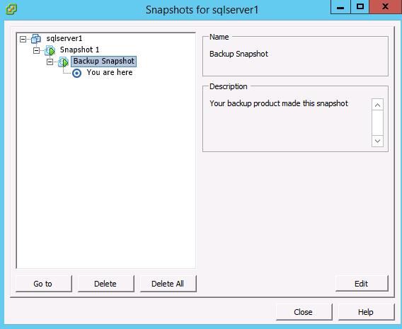 Snapshot-SQL-Server