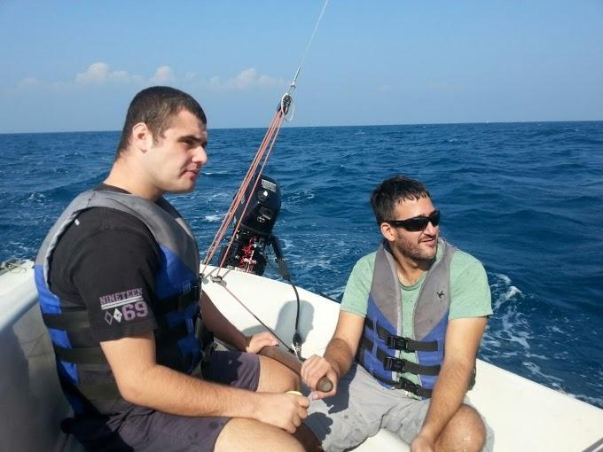 Ziv-Etgarim-Sailing