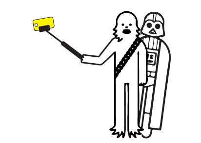 DRWars-selfie
