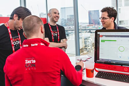 Unleashing the Power of the Zerto Analytics API