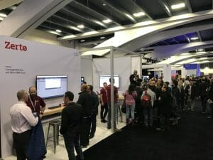 Zerto booth