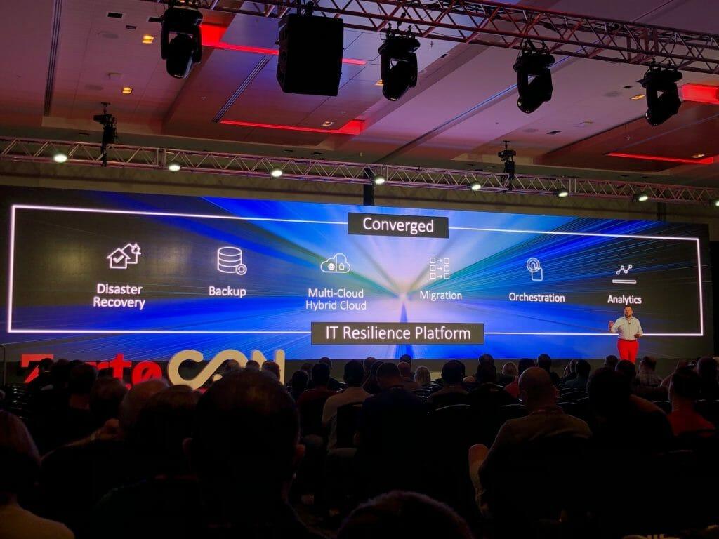 zertocon keynote it resilience