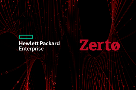HPE Signs Definitive Agreement to Acquire Zerto <br> <i>With the Goal to Expand HPE GreenLake Edge-to-Cloud Platform with Zerto's Cloud Data Management and Protection Technology</i>